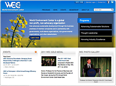 World Environment Center - Home Page